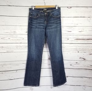 """Lucky Brand """"new easy rider """" jeans"""